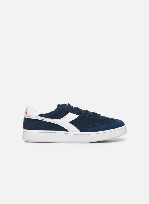 Sneakers Diadora Field Gs Blauw achterkant