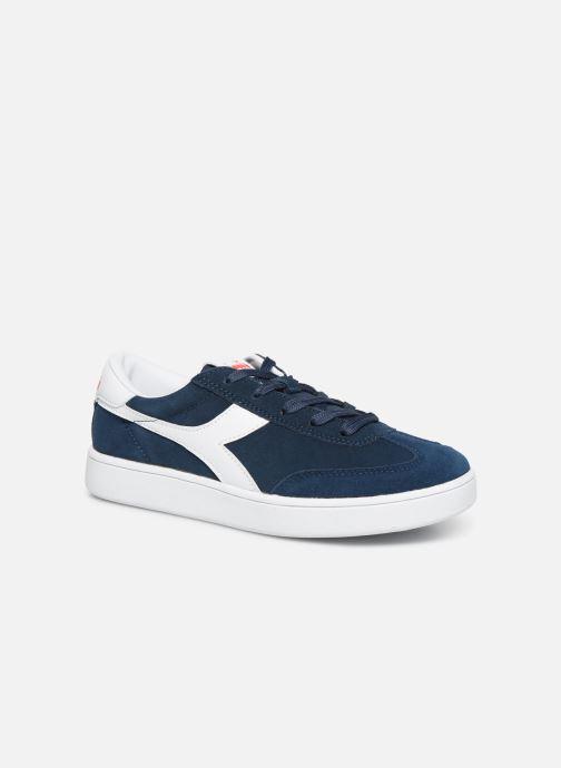 Sneakers Diadora Field Gs Blauw detail