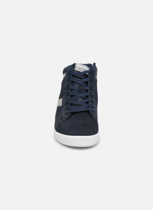 Trainers Diadora Game S High Gs Blue model view