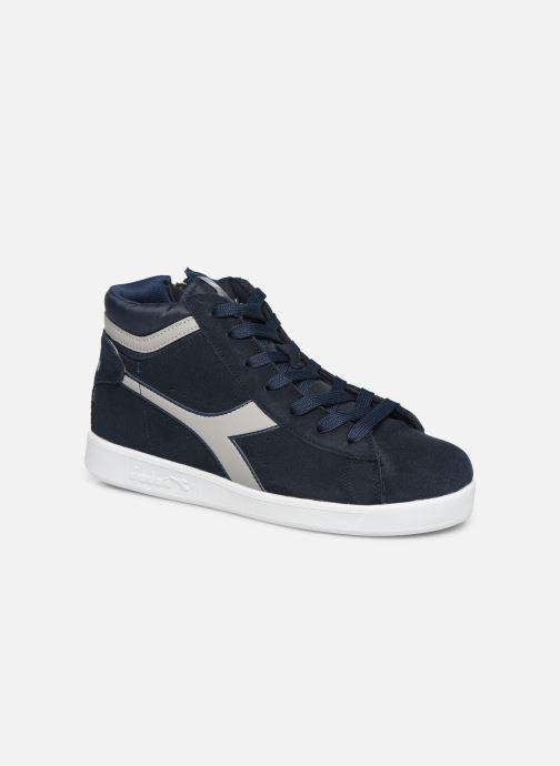 Sneakers Diadora Game S High Gs Blauw detail