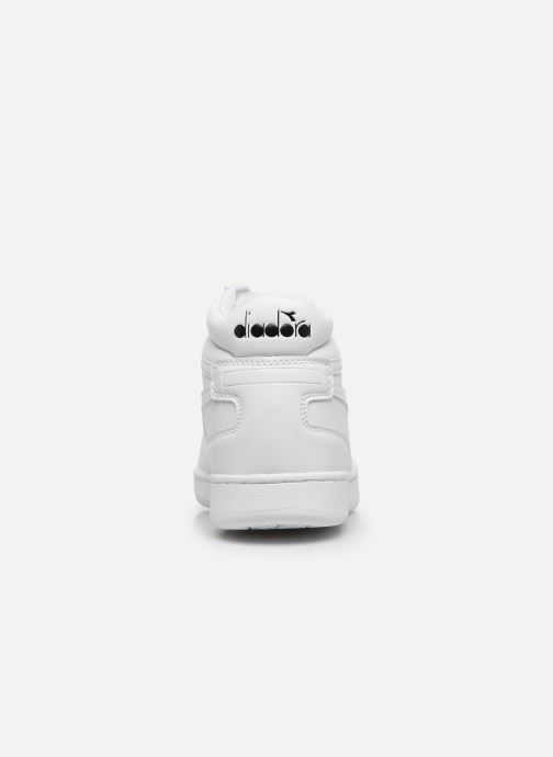 Sneakers Diadora Playground High Wit rechts