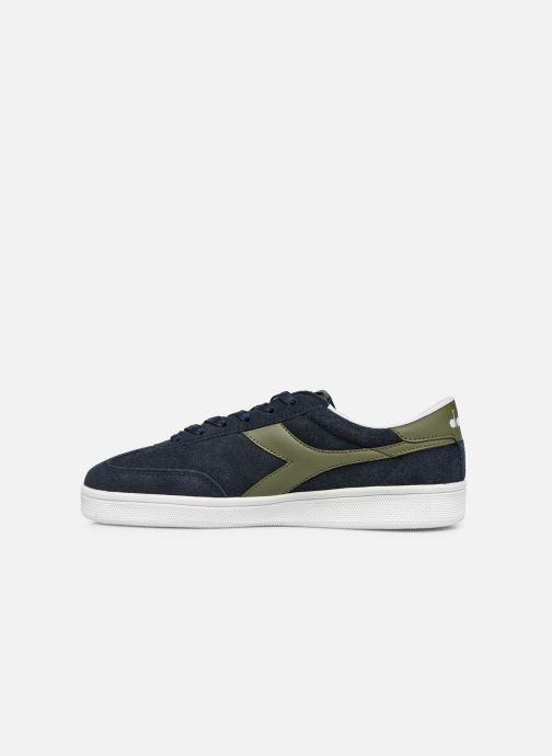 Sneakers Diadora Field Blauw voorkant