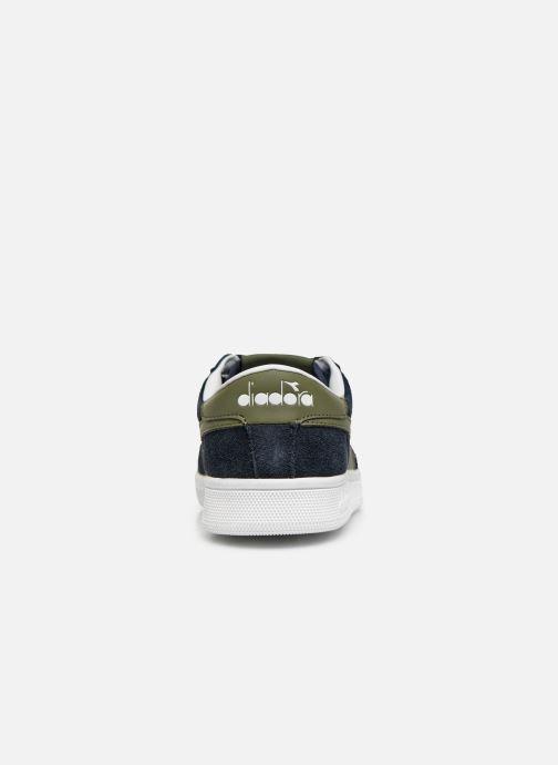 Sneakers Diadora Field Blauw rechts