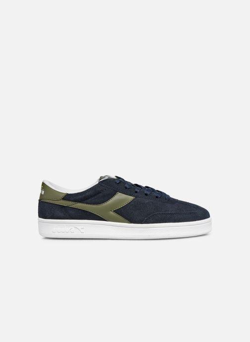Sneakers Diadora Field Blauw achterkant