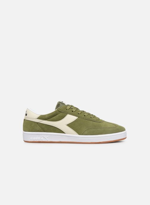 Trainers Diadora Field Green back view