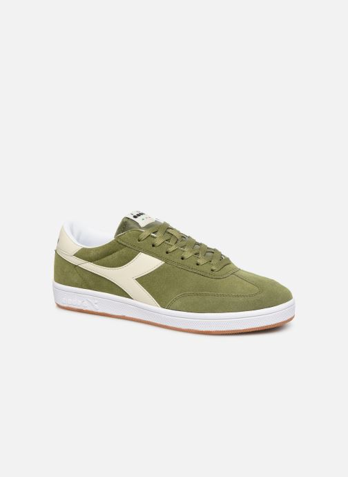Trainers Diadora Field Green detailed view/ Pair view