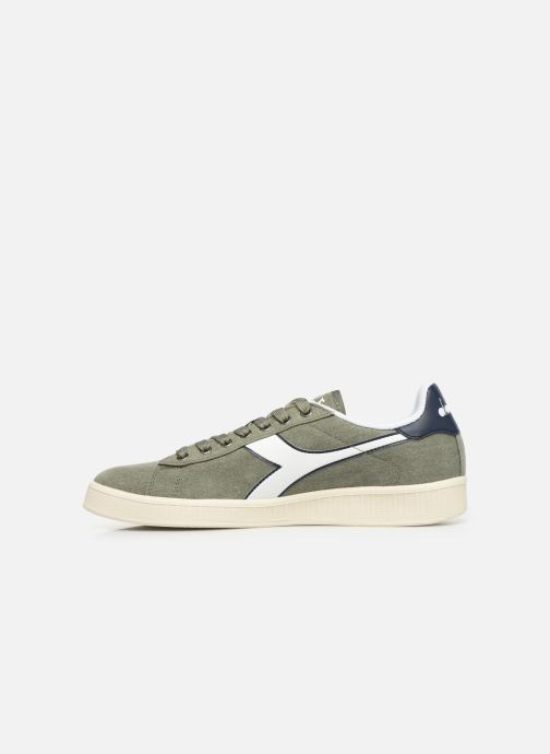Baskets Diadora Game Cv Vert vue face