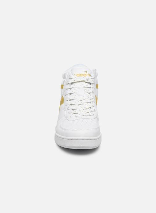 Sneakers Diadora Playground High Wn Wit model