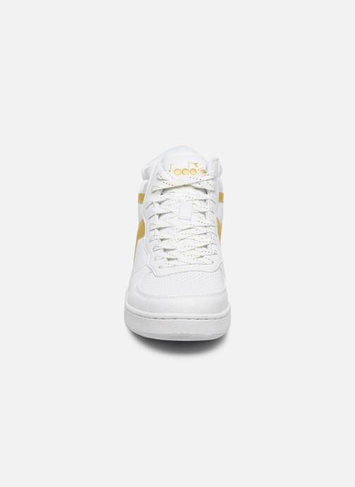Sneakers Diadora Playground High Wn Wit model