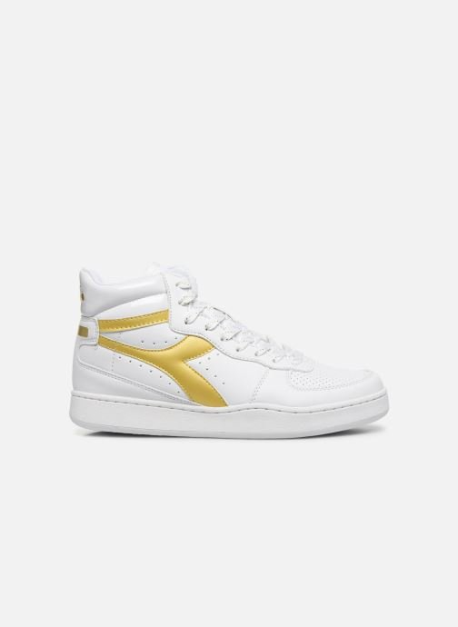 Sneakers Diadora Playground High Wn Wit achterkant