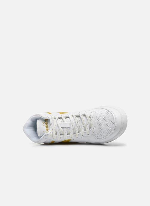 Sneakers Diadora Playground High Wn Wit links