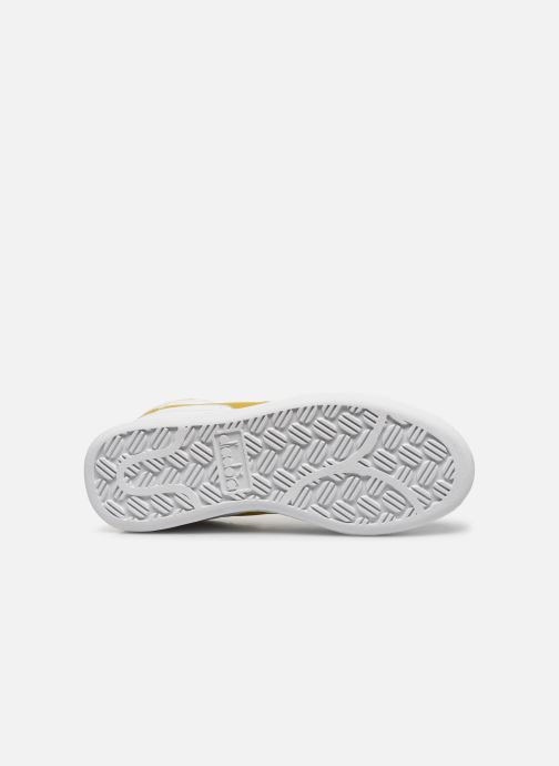 Sneakers Diadora Playground High Wn Wit boven