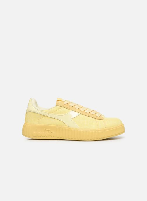 Sneakers Diadora Game Step Cv Geel achterkant