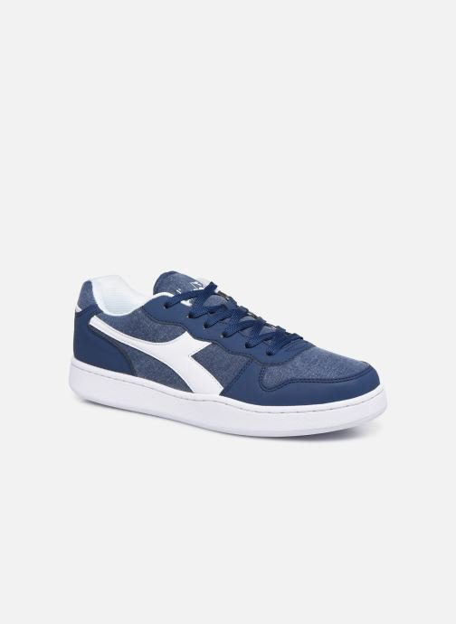 Trainers Diadora Playground Cv Blue detailed view/ Pair view