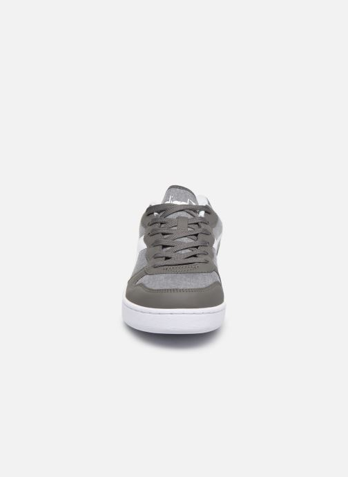 Trainers Diadora Playground Cv Grey model view