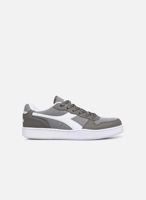 Trainers Diadora Playground Cv Grey back view