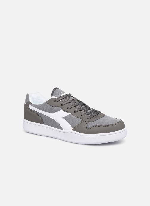 Trainers Diadora Playground Cv Grey detailed view/ Pair view