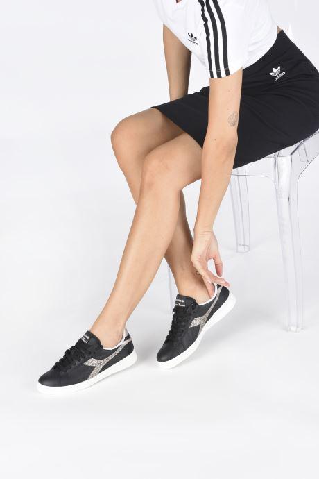 Sneakers Diadora Game Wn Zwart onder