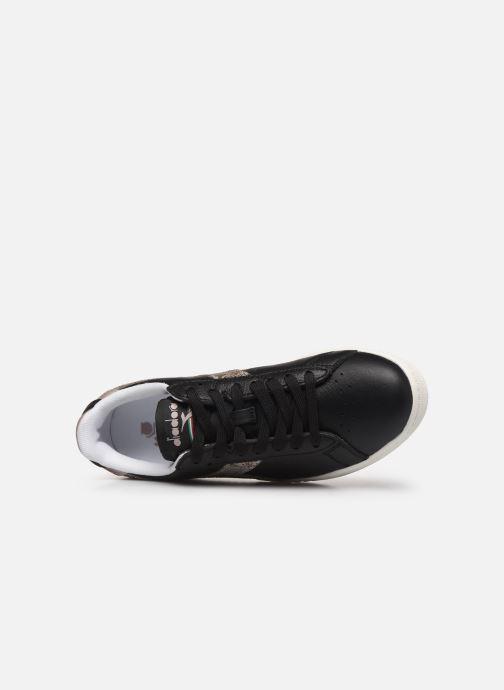 Sneakers Diadora Game Wn Zwart links