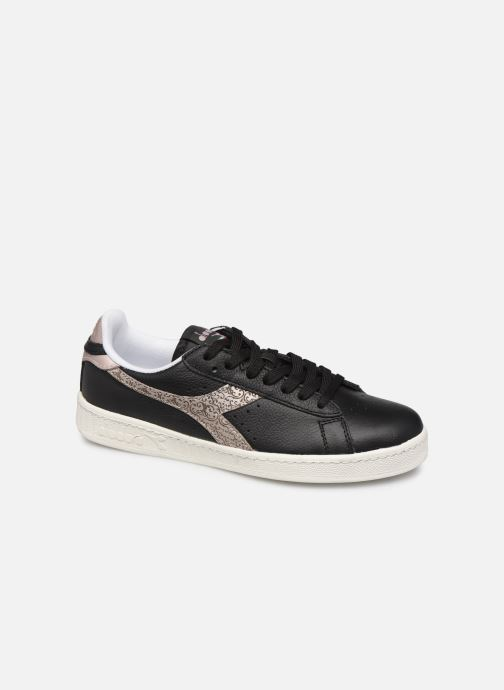 Sneakers Diadora Game Wn Zwart detail