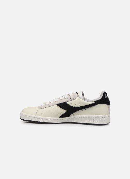 Sneakers Diadora Game Wn Hvid se forfra