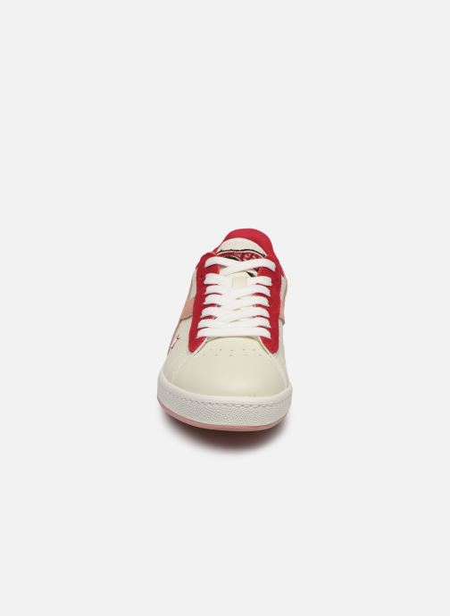Baskets Diadora Game Wn Rose vue portées chaussures
