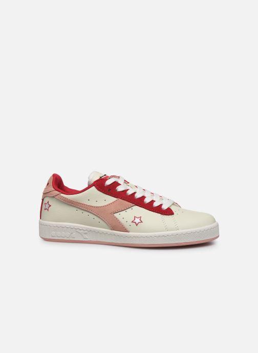 Sneaker Diadora Game Wn rosa ansicht von hinten