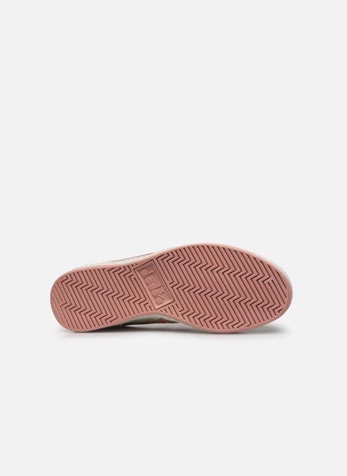 Sneaker Diadora Game Wn rosa ansicht von oben