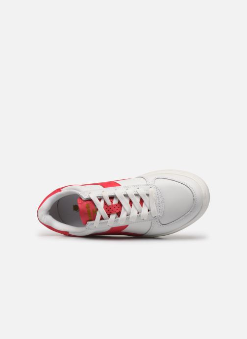 Trainers Diadora B.Elite Wide White view from the left