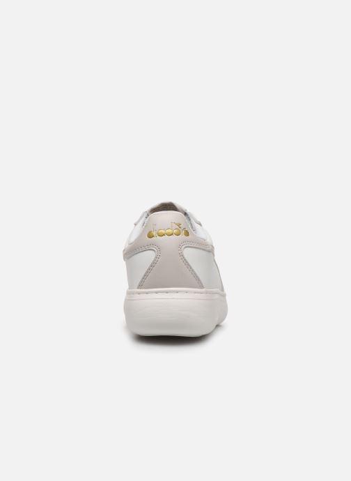 Sneakers Diadora B.Elite Wide Wit rechts