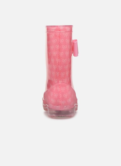 Bottes Be Only Dolly Flash Rose vue droite