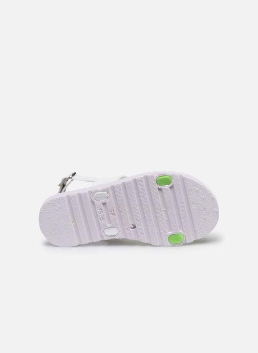 Sandali e scarpe aperte Be Only Eléa Bianco immagine dall'alto