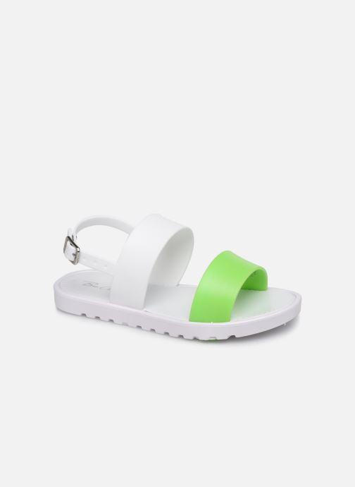 Sandales et nu-pieds Be Only Eléa Blanc vue détail/paire