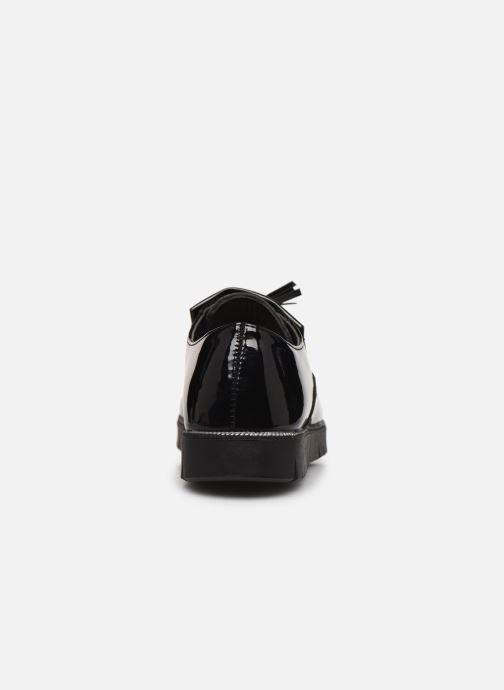 Velcro shoes Bopy Natrudi Lilybellule Black view from the right