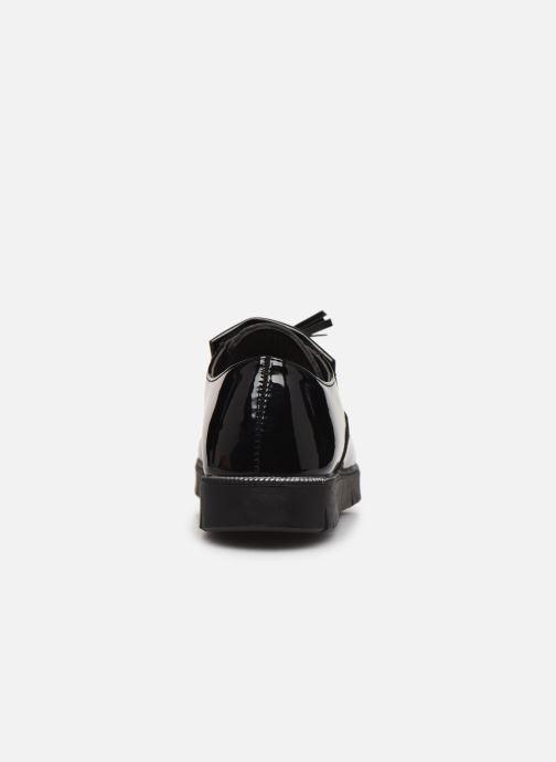 Chaussures à scratch Bopy Natrudi Lilybellule Noir vue droite