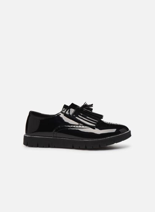 Velcro shoes Bopy Natrudi Lilybellule Black back view