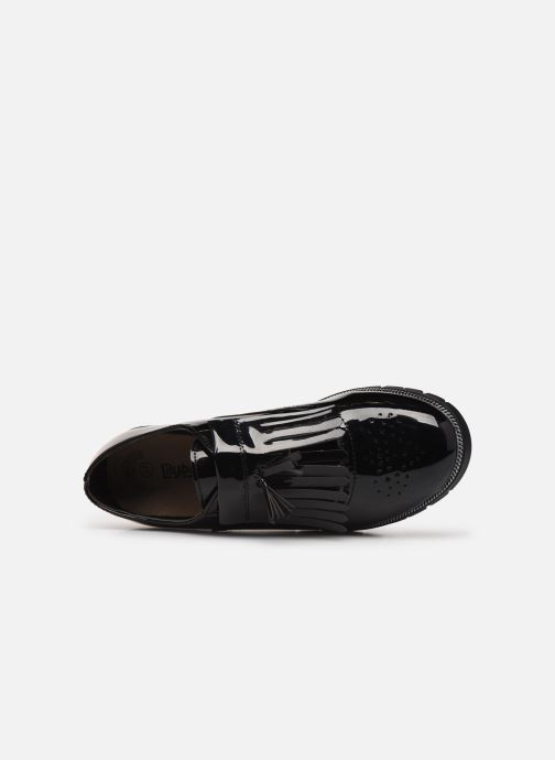 Velcro shoes Bopy Natrudi Lilybellule Black view from the left