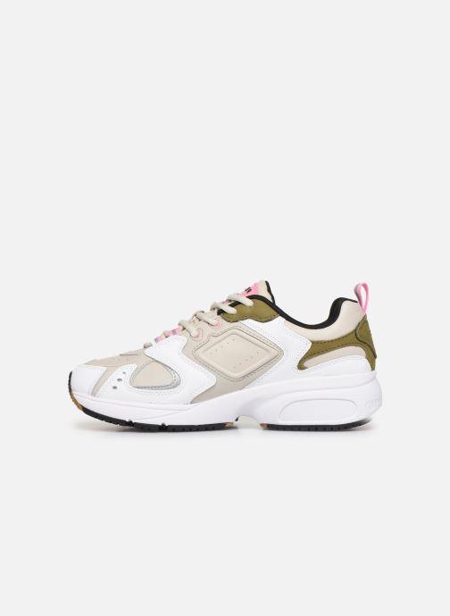 Sneakers Tommy Hilfiger WMNS HERITAGE SNEAKER Beige immagine frontale
