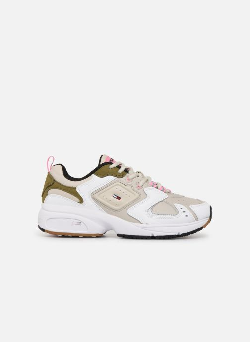 Sneakers Tommy Hilfiger WMNS HERITAGE SNEAKER Beige immagine posteriore