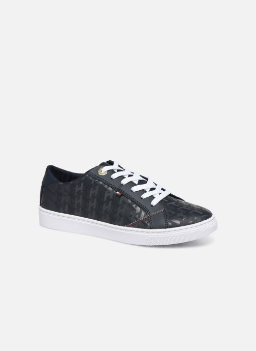 Sneakers Dames TOMMY JACQUARD LEATHER SNEAKER