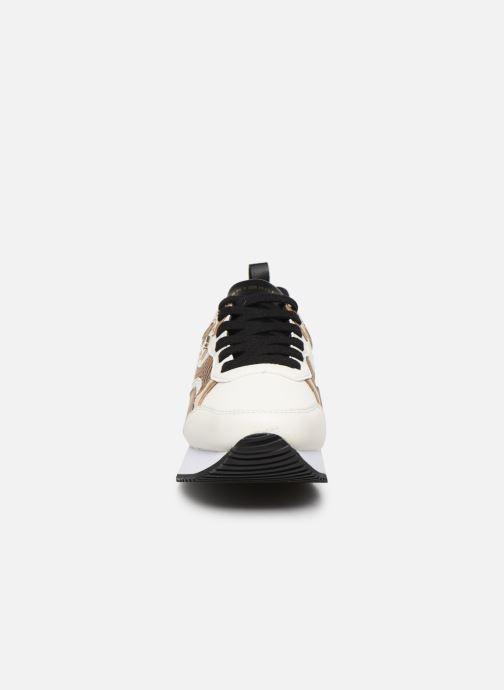 Sneakers Tommy Hilfiger TOMMY DRESS CITY SNEAKER Bruin model