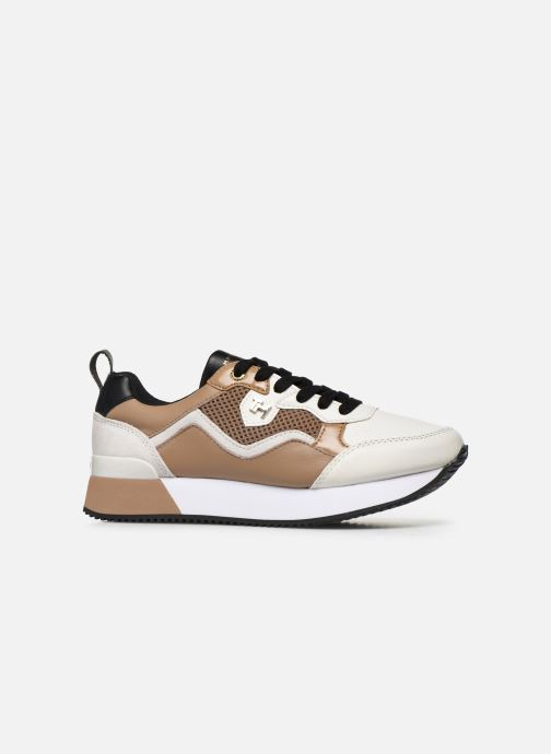 Sneakers Tommy Hilfiger TOMMY DRESS CITY SNEAKER Bruin achterkant
