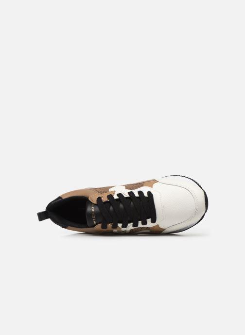 Sneakers Tommy Hilfiger TOMMY DRESS CITY SNEAKER Bruin links