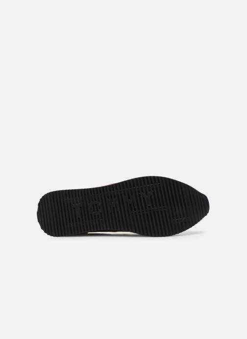 Sneakers Tommy Hilfiger TOMMY DRESS CITY SNEAKER Bruin boven
