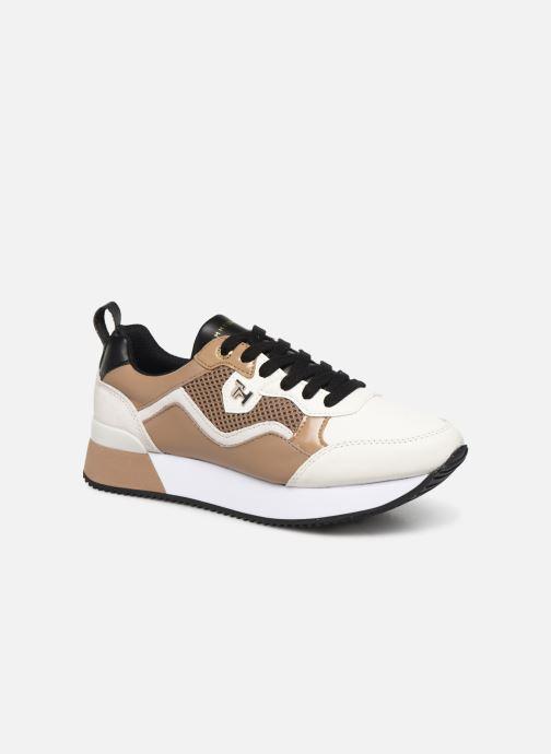 Sneakers Tommy Hilfiger TOMMY DRESS CITY SNEAKER Bruin detail