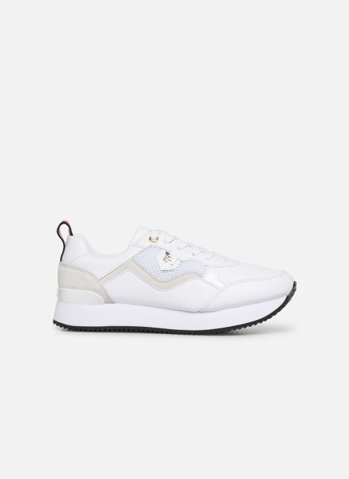 Deportivas Tommy Hilfiger TOMMY DRESS CITY SNEAKER Blanco vistra trasera