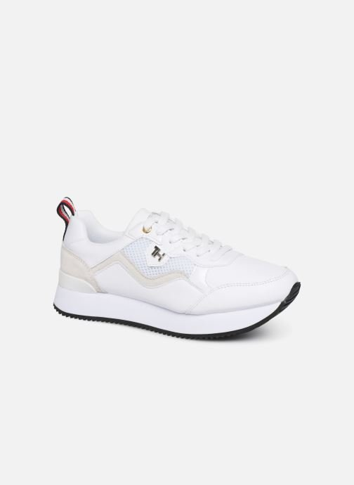 Sneakers Tommy Hilfiger TOMMY DRESS CITY SNEAKER Bianco vedi dettaglio/paio
