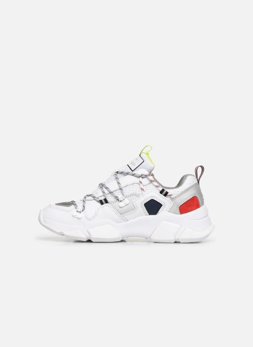 Sneakers Tommy Hilfiger CITY VOYAGER CHUNKY SNEAKER W Bianco immagine frontale