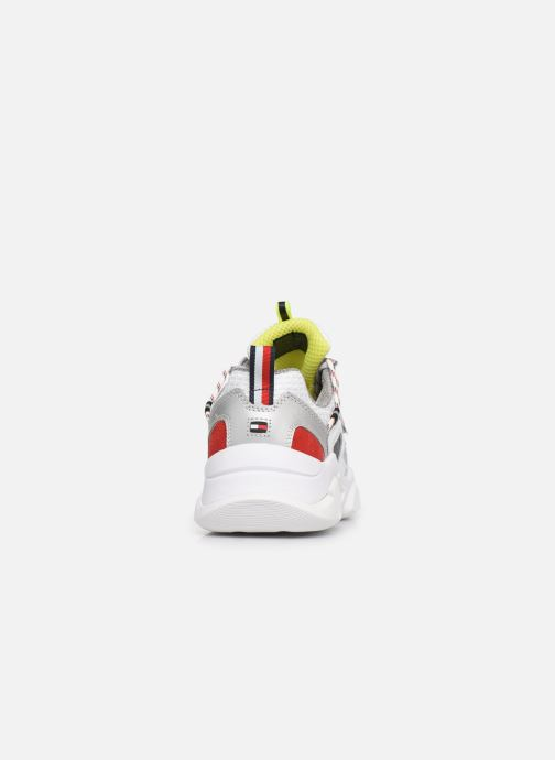 Sneakers Tommy Hilfiger CITY VOYAGER CHUNKY SNEAKER W Bianco immagine destra