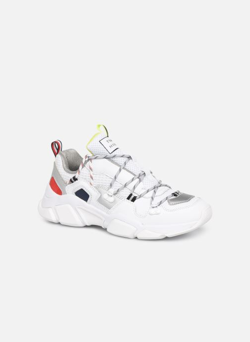 Sneakers Tommy Hilfiger CITY VOYAGER CHUNKY SNEAKER W Bianco vedi dettaglio/paio